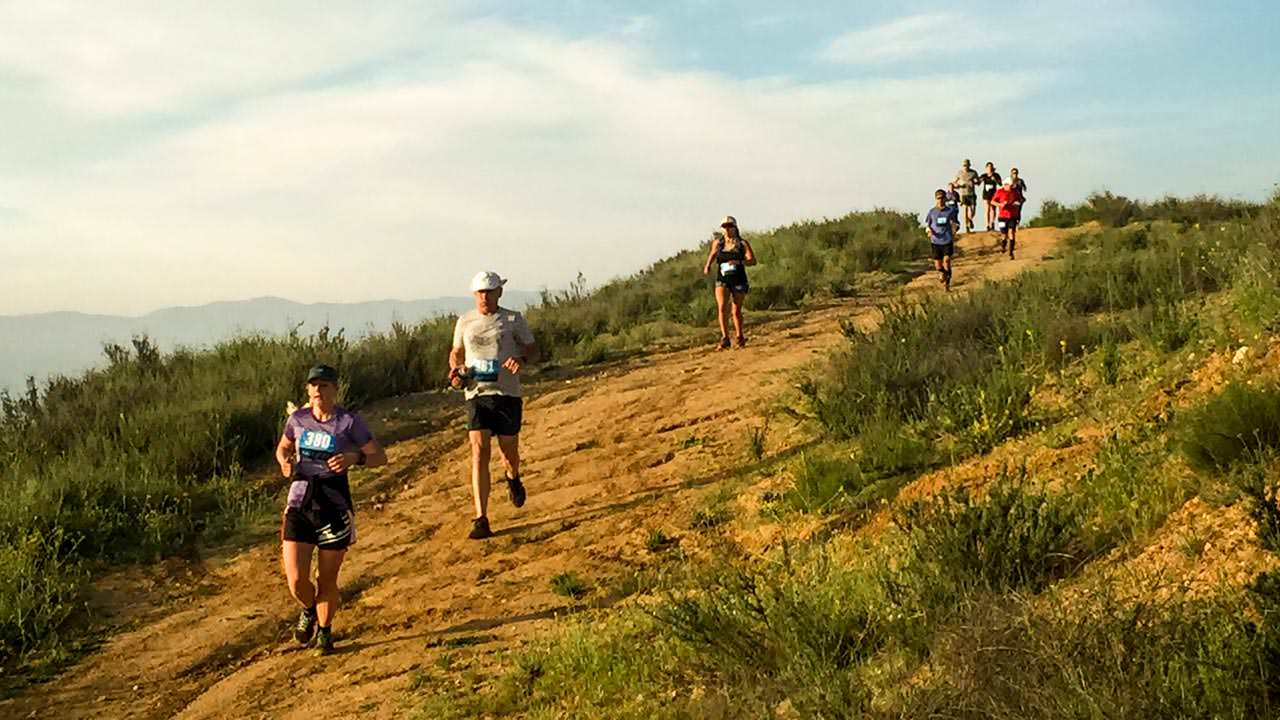 VALENCIA Trail Race 2016 Station #1