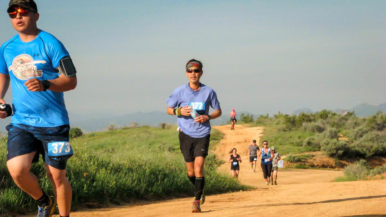 VALENCIA Trail Race 2016 Station #4