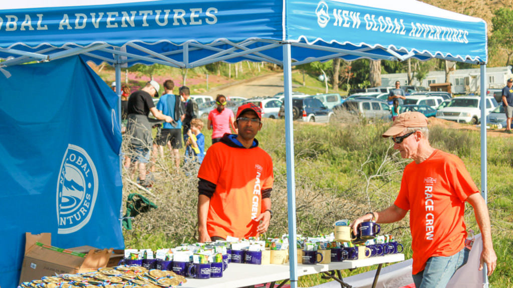 VALENCIA Trail Race Volunteers