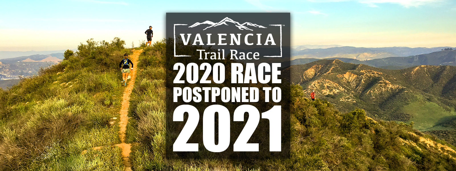 2020 RACE POSTPONED TO 2021